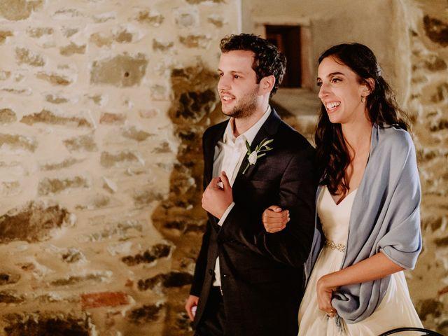 Il matrimonio di Hayes e Lyric a Cortona, Arezzo 179