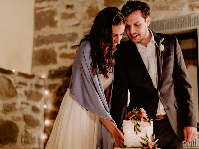 Il matrimonio di Hayes e Lyric a Cortona, Arezzo 181