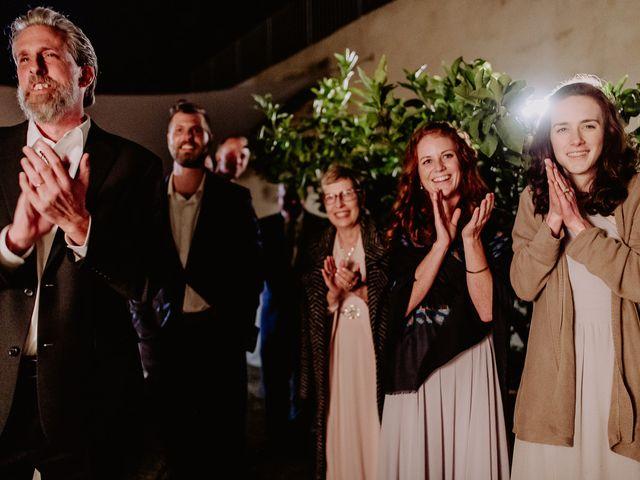 Il matrimonio di Hayes e Lyric a Cortona, Arezzo 182