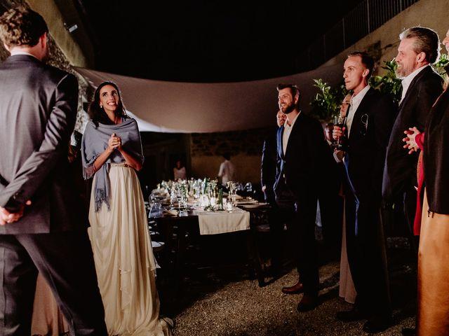 Il matrimonio di Hayes e Lyric a Cortona, Arezzo 186