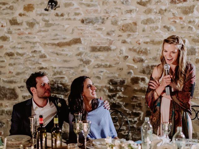 Il matrimonio di Hayes e Lyric a Cortona, Arezzo 190