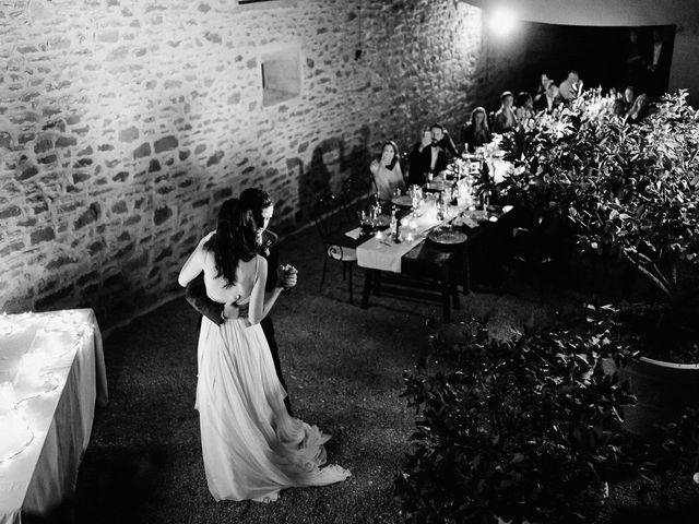 Il matrimonio di Hayes e Lyric a Cortona, Arezzo 194