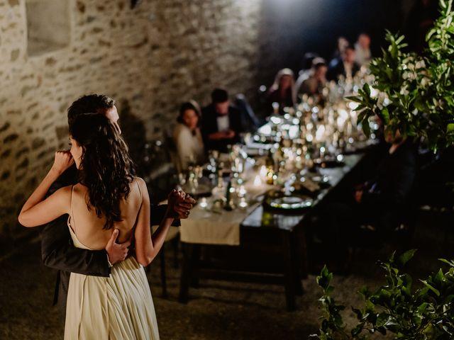Il matrimonio di Hayes e Lyric a Cortona, Arezzo 195