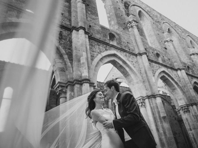 Le nozze di Glenda e Adriano