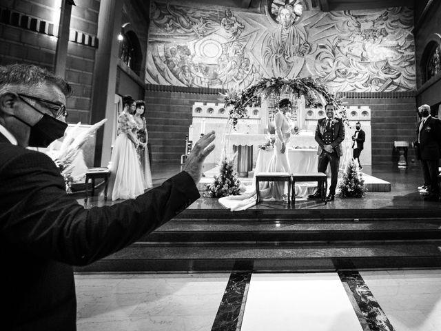 Il matrimonio di Denise e Luca a Civitanova Marche, Macerata 19