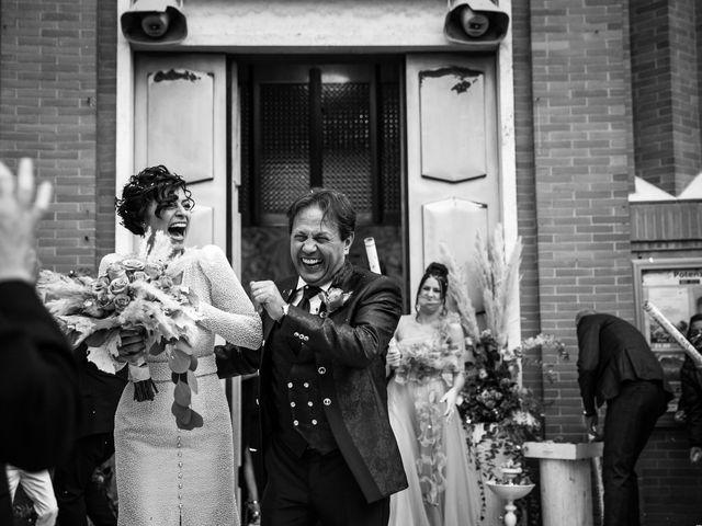 Il matrimonio di Denise e Luca a Civitanova Marche, Macerata 23