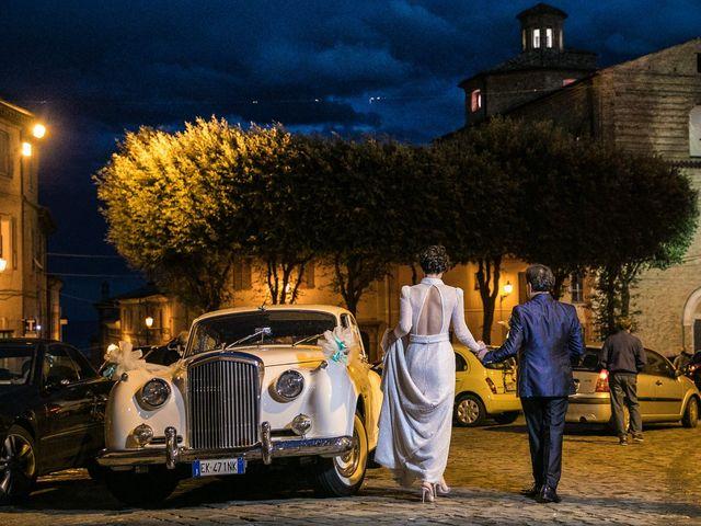 Il matrimonio di Denise e Luca a Civitanova Marche, Macerata 29