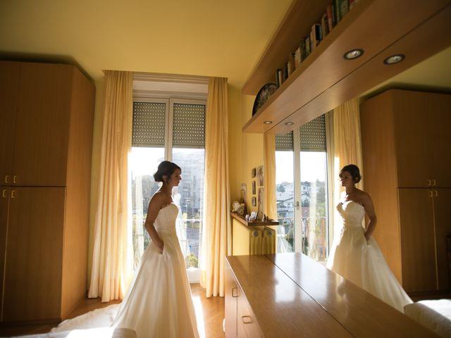 Il matrimonio di Mattia e Elena a Cantù, Como 14