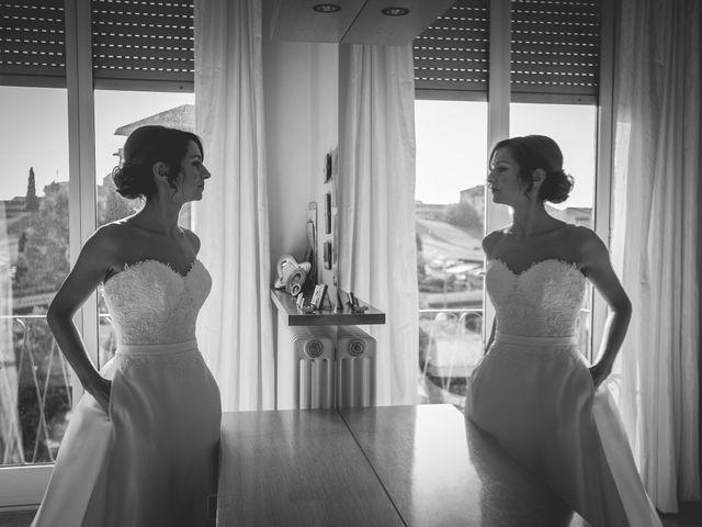 Il matrimonio di Mattia e Elena a Cantù, Como 15