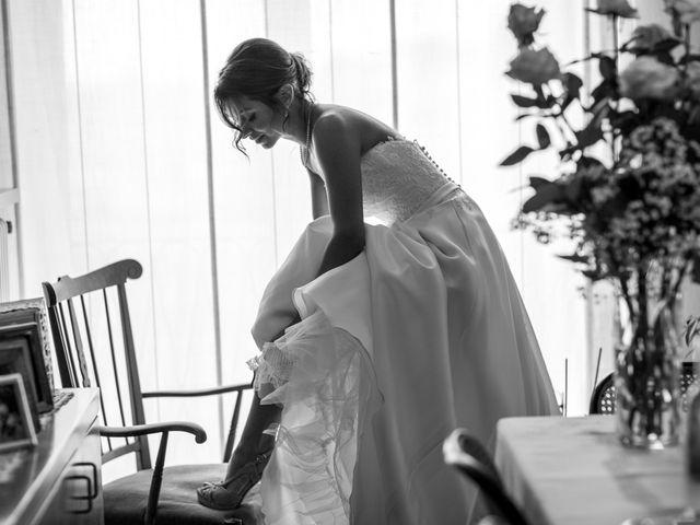 Il matrimonio di Mattia e Elena a Cantù, Como 17