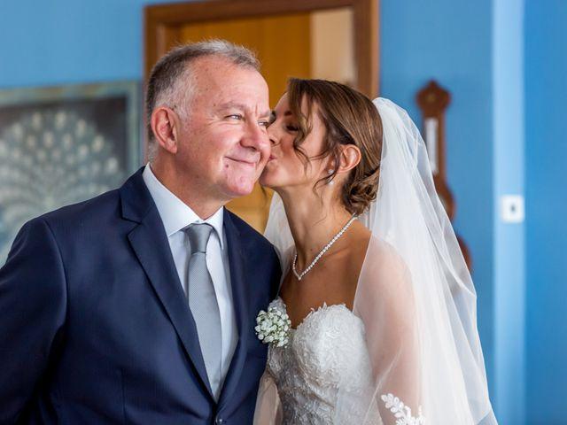 Il matrimonio di Mattia e Elena a Cantù, Como 18