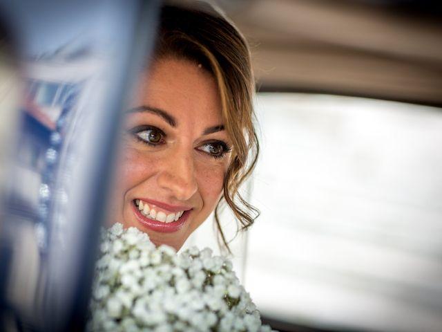 Il matrimonio di Mattia e Elena a Cantù, Como 25