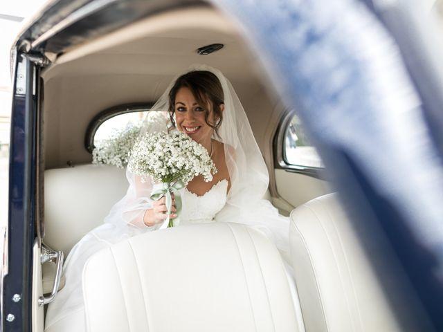 Il matrimonio di Mattia e Elena a Cantù, Como 26