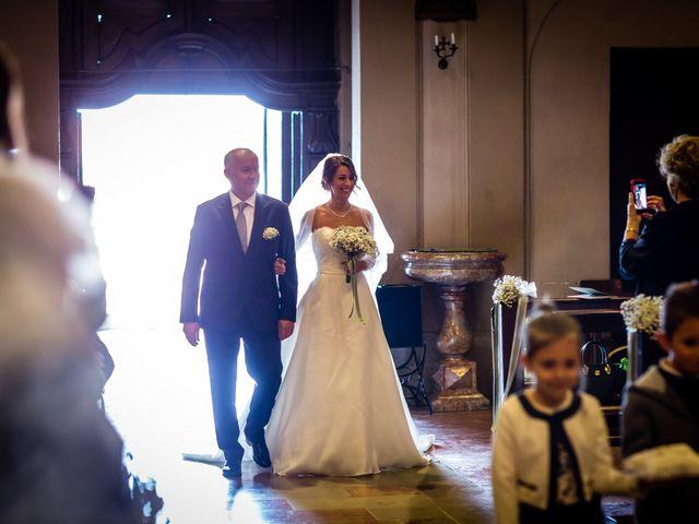 Il matrimonio di Mattia e Elena a Cantù, Como 27