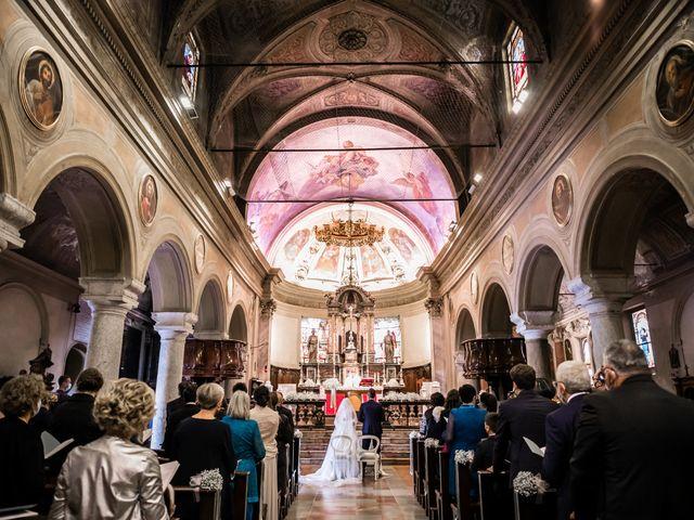 Il matrimonio di Mattia e Elena a Cantù, Como 29