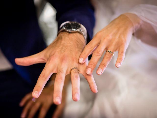 Il matrimonio di Mattia e Elena a Cantù, Como 32