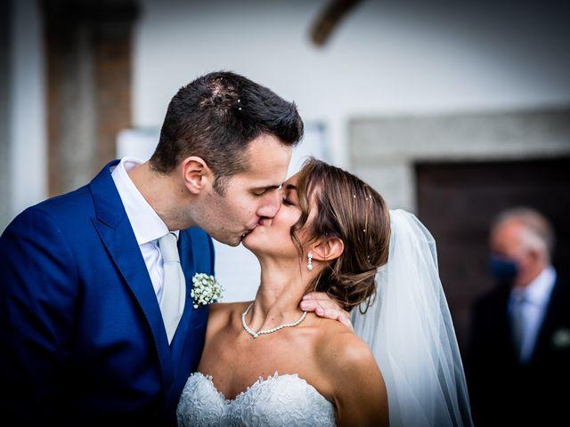 Il matrimonio di Mattia e Elena a Cantù, Como 35