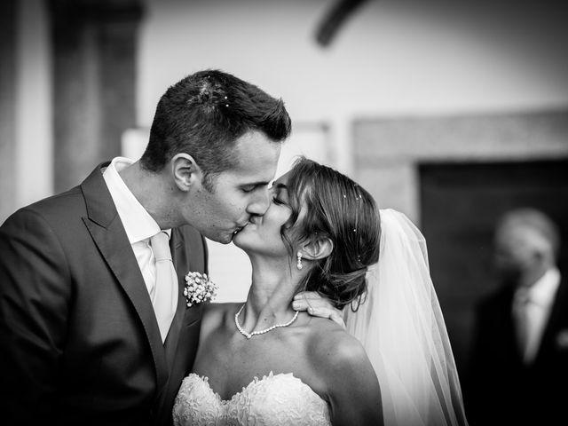 Il matrimonio di Mattia e Elena a Cantù, Como 36