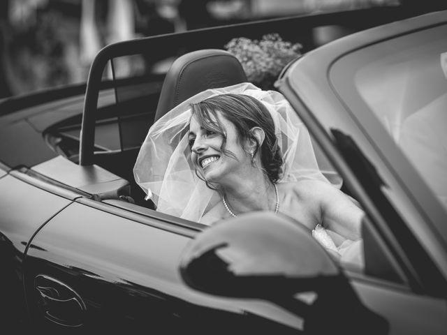 Il matrimonio di Mattia e Elena a Cantù, Como 39