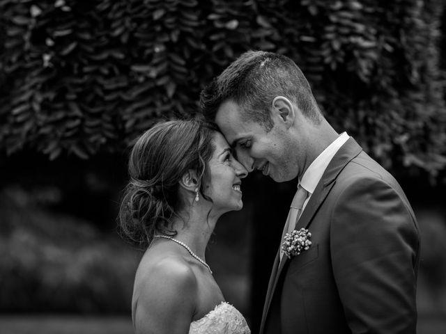 Il matrimonio di Mattia e Elena a Cantù, Como 47