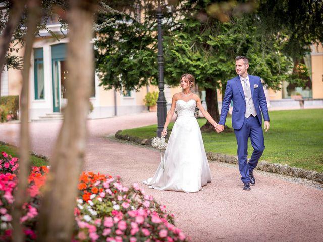 Il matrimonio di Mattia e Elena a Cantù, Como 49
