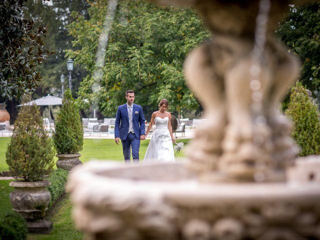 Il matrimonio di Mattia e Elena a Cantù, Como 50