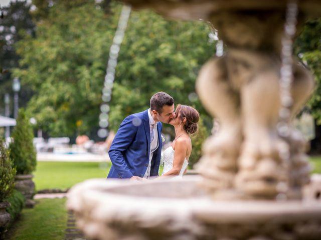 Il matrimonio di Mattia e Elena a Cantù, Como 52
