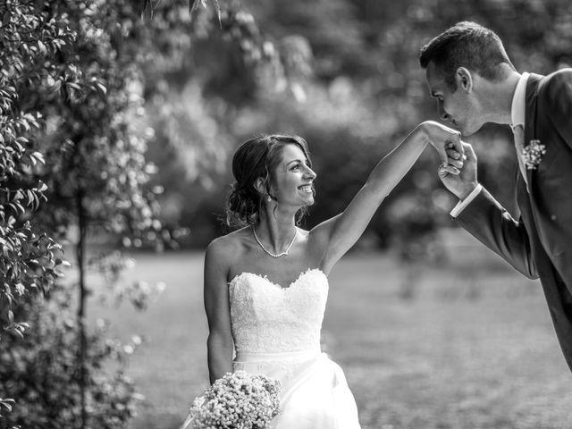 Il matrimonio di Mattia e Elena a Cantù, Como 53