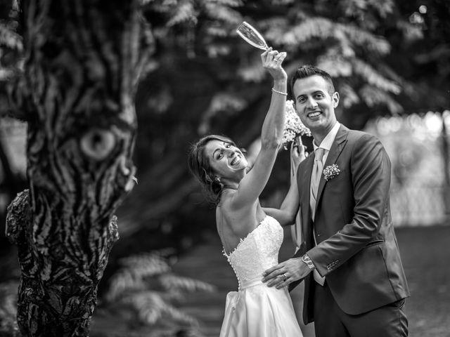 Il matrimonio di Mattia e Elena a Cantù, Como 54
