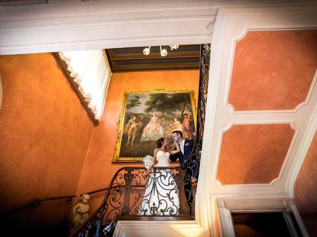 Il matrimonio di Mattia e Elena a Cantù, Como 55