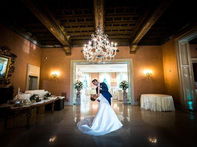 Il matrimonio di Mattia e Elena a Cantù, Como 1