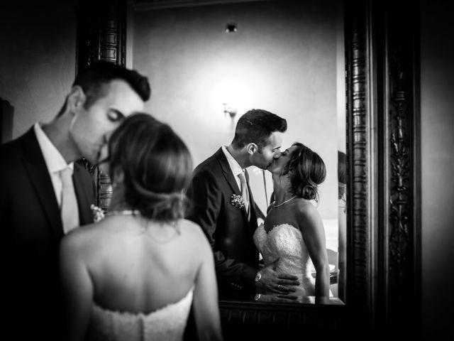 Il matrimonio di Mattia e Elena a Cantù, Como 57