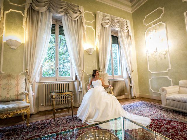 Il matrimonio di Mattia e Elena a Cantù, Como 58