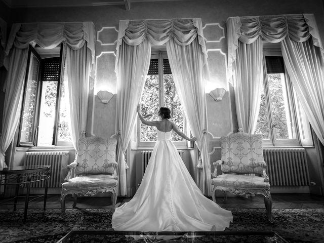 Il matrimonio di Mattia e Elena a Cantù, Como 59