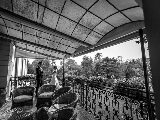 Il matrimonio di Mattia e Elena a Cantù, Como 60