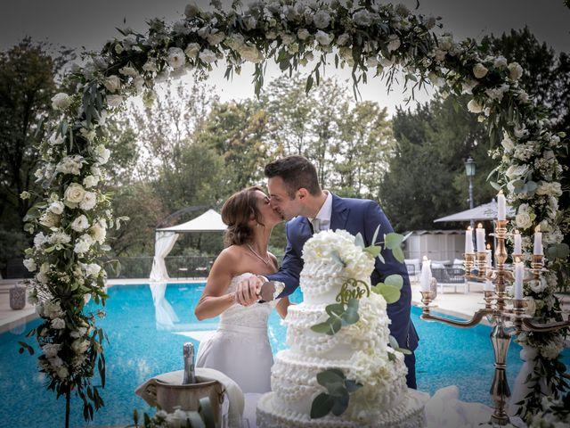Il matrimonio di Mattia e Elena a Cantù, Como 64