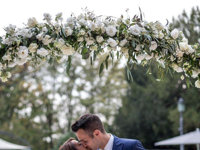 Il matrimonio di Mattia e Elena a Cantù, Como 65