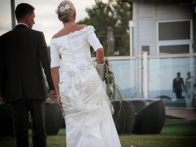 Il matrimonio di Fabio e Rosalba a Casoli, Chieti 8