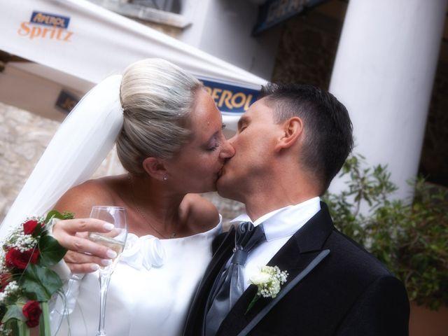 Il matrimonio di Fabio e Rosalba a Casoli, Chieti 16