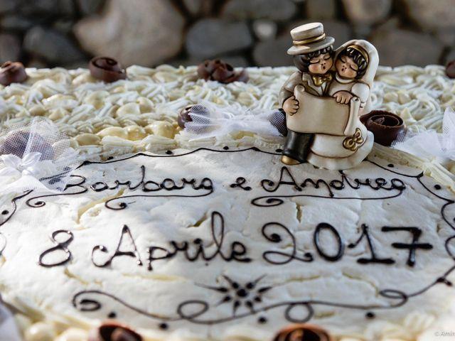 Il matrimonio di Barbara e Andrea  a Villasanta, Monza e Brianza 2