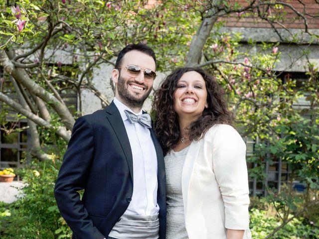 Il matrimonio di Barbara e Andrea  a Villasanta, Monza e Brianza 6