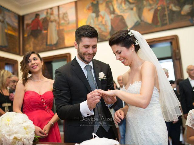 Il matrimonio di Federico e Giulia a Cagliari, Cagliari 87