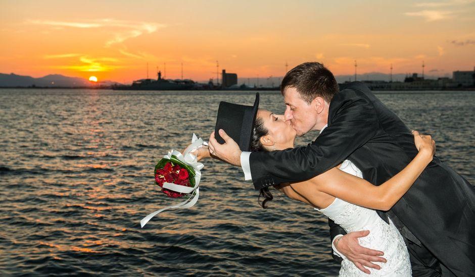 Il matrimonio di Manuela e Alvaro a Cagliari, Cagliari