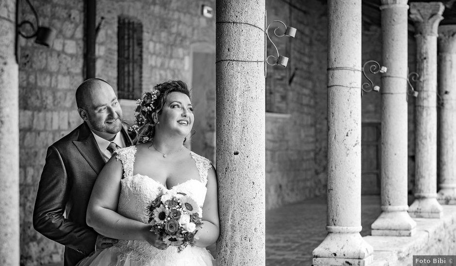 Il matrimonio di Andrea e Chiara a Massa Marittima, Grosseto