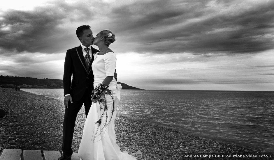 Il matrimonio di Fabio e Rosalba a Casoli, Chieti