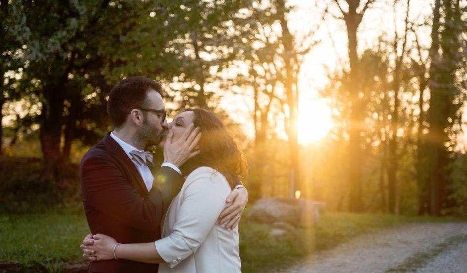 Il matrimonio di Barbara e Andrea  a Villasanta, Monza e Brianza