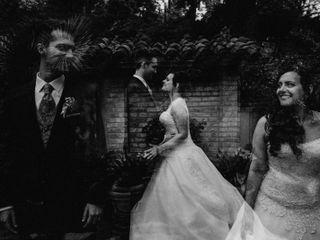 Le nozze di Marika e Simone
