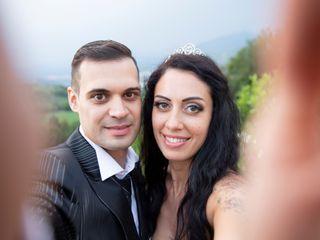 Le nozze di Deborah e Francesco