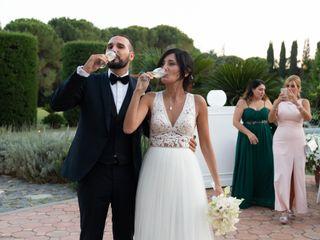 Le nozze di Daria e Simone 1