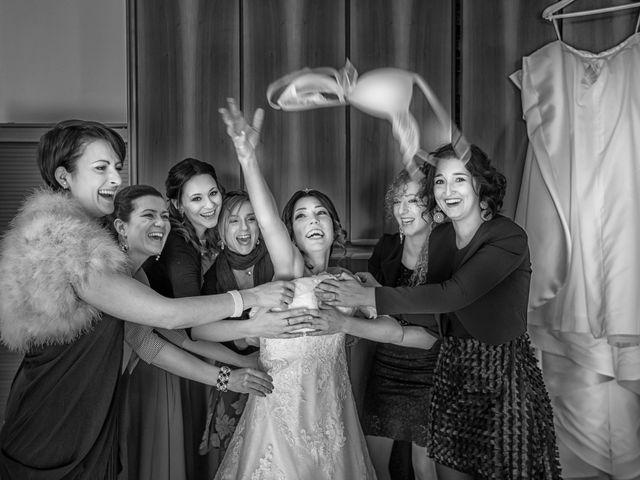 Il matrimonio di Fabrizio e Giulia a Osimo, Ancona 10